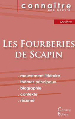Fiche de lecture Les Fourberies de Scapin de Molière (Analyse littéraire de référence et résumé complet)