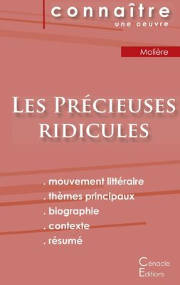 Fiche de lecture Les Précieuses ridicules de Molière (Analyse littéraire de référence et résumé complet)