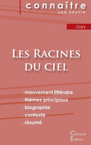 Fiche de lecture Les Racines du ciel de Romain Gary (Analyse littéraire de référence et résumé complet)
