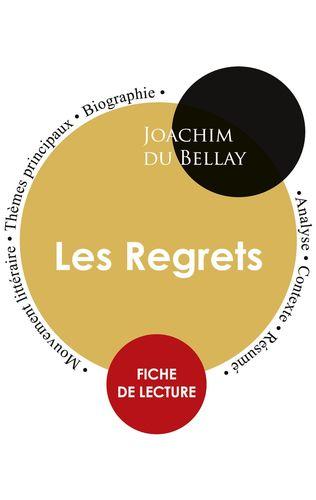 Fiche de lecture Les Regrets (Étude intégrale)