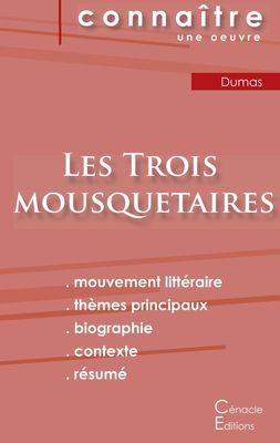 Fiche de lecture Les Trois mousquetaires de Alexandre Dumas (Analyse littéraire de référence et résumé complet)