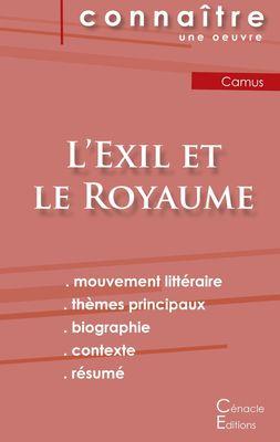 Fiche de lecture L'Exil et le Royaume (Analyse littéraire de référence et résumé complet)