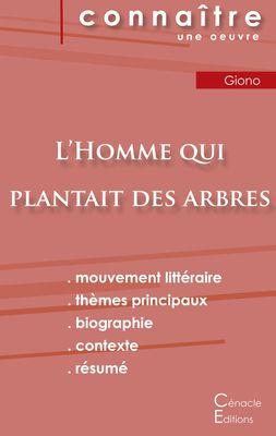 Fiche de lecture L'Homme qui plantait des arbres de Jean Giono (Analyse littéraire de référence et résumé complet)