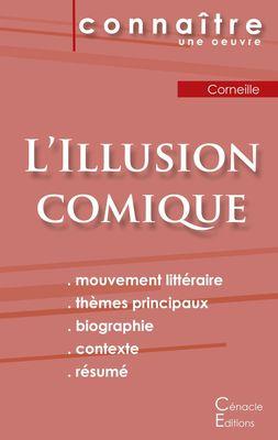 Fiche de lecture L'Illusion comique de Pierre Corneille (Analyse littéraire de référence et résumé complet)