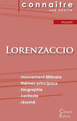 Fiche de lecture Lorenzaccio de Albert de Musset (analyse littéraire de référence et résumé complet)