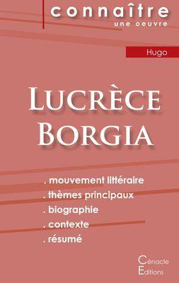 Fiche de lecture Lucrèce Borgia (Analyse littéraire de référence et résumé complet)