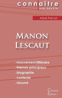 Fiche de lecture Manon Lescaut (Analyse littéraire de référence et résumé complet)
