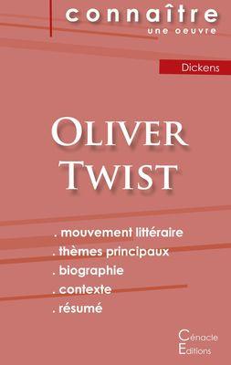 Fiche de lecture Oliver Twist de Charles Dickens (Analyse littéraire de référence et résumé complet)