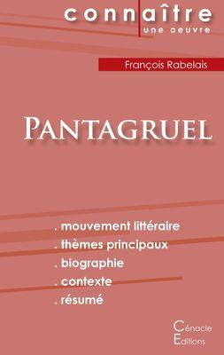 Fiche de lecture Pantagruel de François Rabelais (analyse littéraire de référence et résumé complet)