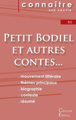 Fiche de lecture Petit Bodiel et autres contes de la savane (Analyse littéraire de référence et résumé complet)