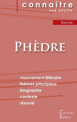 Fiche de lecture Phèdre de Jean Racine (Analyse littéraire de référence et résumé complet)