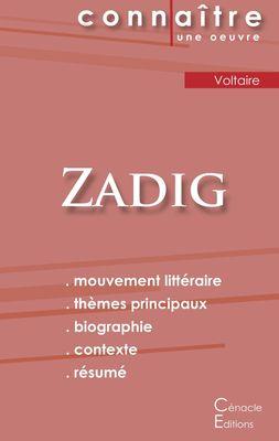 Fiche de lecture Zadig (Analyse littéraire de référence et résumé complet)