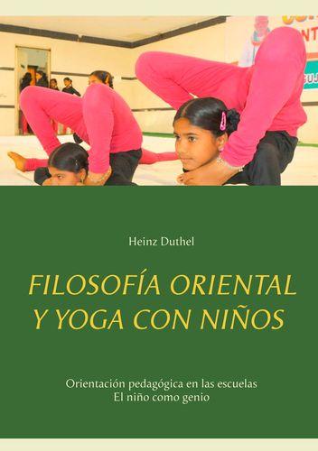 Filosofía oriental y yoga con niños