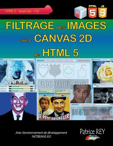 Filtrage des Images avec Canvas 2D de HTML 5