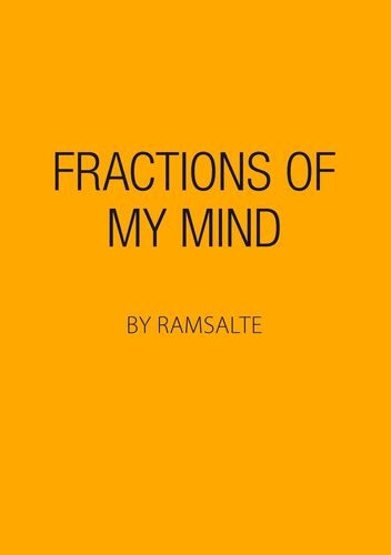 Fractions of my mind