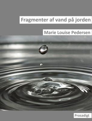 Fragmenter af vand på jorden