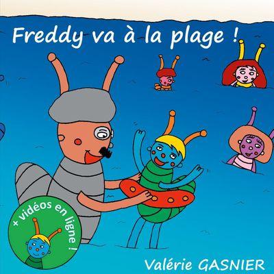 Freddy va à la plage