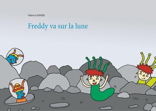 Freddy va sur la lune