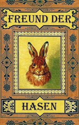 Freund der Hasen (Notizbuch Hase)