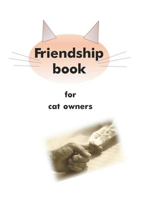 Friendship book for cat owners
