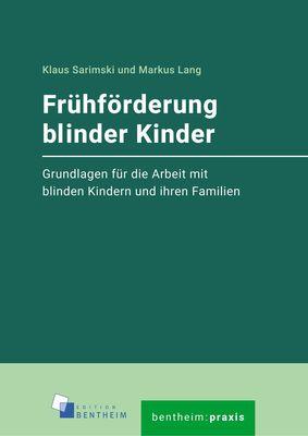 Frühförderung blinder Kinder