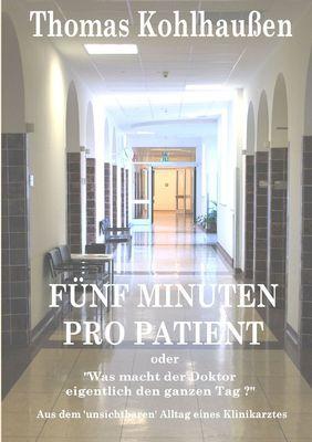 Fünf Minuten pro Patient