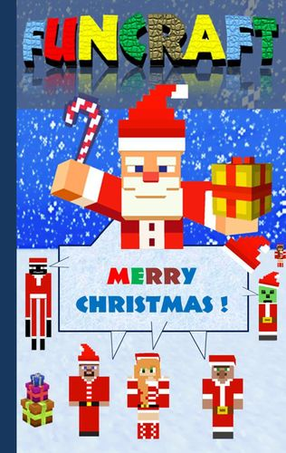 Funcraft - Merry Christmas to all Minecraft Fans! (unofficial Notebook)