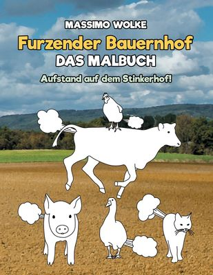 Furzender Bauernhof - Das Malbuch