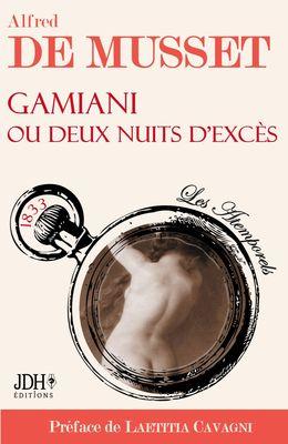Gamiani ou deux nuits d'excès d'Alfred de Musset