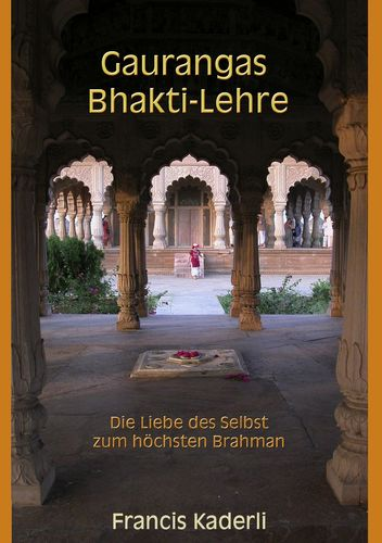 Gaurangas Bhakti-Lehre