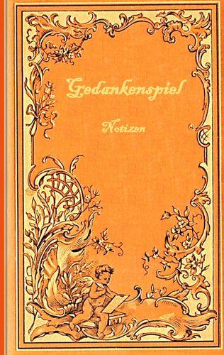 Gedankenspiel (Notizbuch)