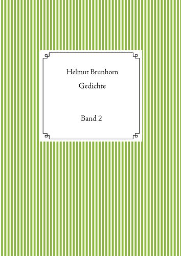 Gedichte, Band 2