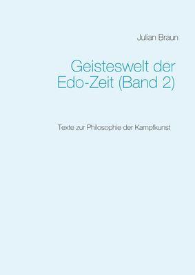 Geisteswelt der Edo-Zeit (Band 2)