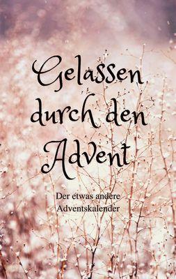Gelassen durch den Advent