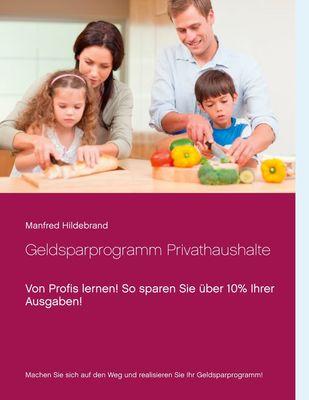 Geldsparprogramm Privathaushalte