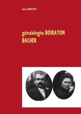 généalogie BOIRAYON BACHER
