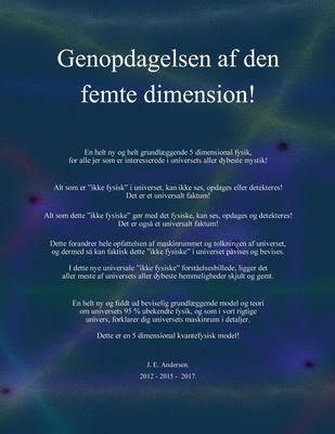 Genopdagelsen af den femte dimension!