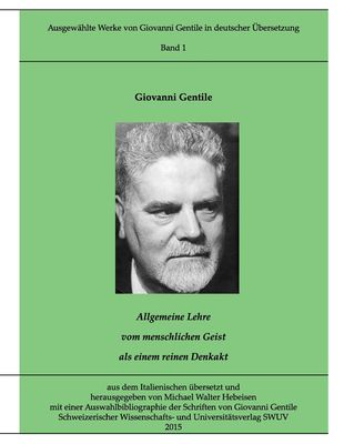 Gentile-Edition, Band 1