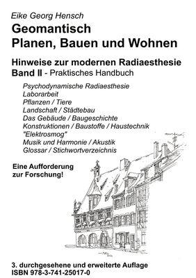 Geomantisch Planen, Bauen und Wohnen, Band II