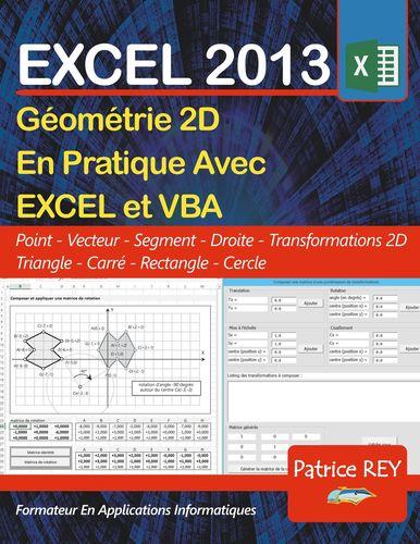 Geometrie 2D avec EXCEL 2013 et VBA