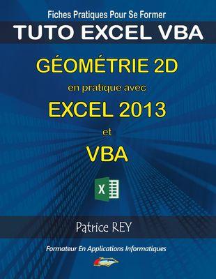 Géométrie 2d excel 2013 vba