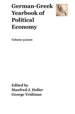 German-Greek Yearbook of Political Economy, Volume 3