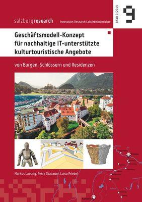 Geschäftsmodell-Konzept für nachhaltige IT-unterstützte kulturtouristische Angebote