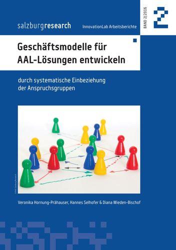 Geschäftsmodelle für AAL-Lösungen entwickeln