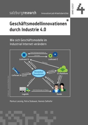 Geschäftsmodellinnovation durch Industrie 4.0