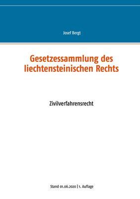 Gesetzessammlung des liechtensteinischen Rechts