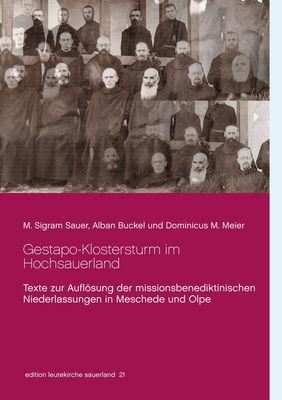 Gestapo-Klostersturm im Hochsauerland