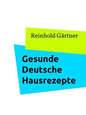 Gesunde Deutsche Hausrezepte