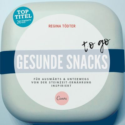 Gesunde Snacks to go
