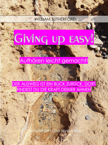 Giving up easy